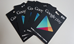 vignette Google Play Gift cards