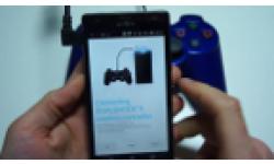 Vignette head Xperia SP DualShock 3