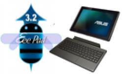vignette honeycomb android 3.2 asus eee pad transformer eeepad asustek frites