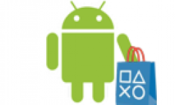 Vignette Icone Head Android Logo PlayStation Store PlayStation Suite27012011