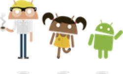 Vignette Icone Head Androidify Avatars 16022011