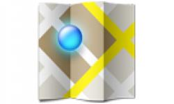 Vignette Icone Head Google Maps Logo 14042011