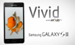 vignette icone head samsung galaxy s ii 2 vivid amoled plus publicite