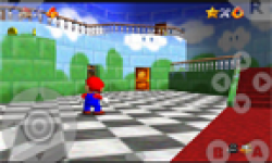 vignette icone head screenshot capture n64oid emulateur n64 android mario 64