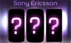 vignette icone head sony ericsson se trois smartphones xperia