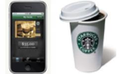 Vignette Icone Head Starbucks Coffee Paiement 20012011