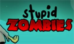 vignette icone head stupid zombies