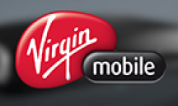 Virgin mobile logo vignette head