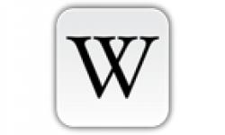 wikipedia mobile logo vignette head