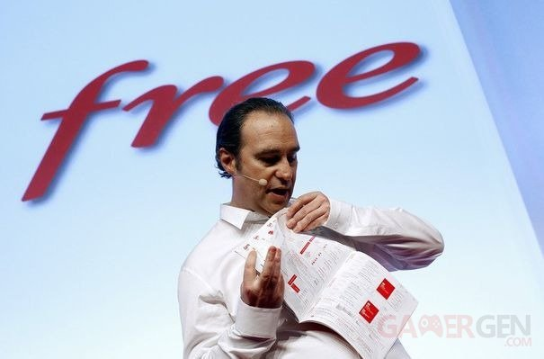 xavier niel free mobile catalogue sfr